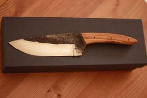 Ceccaldi olive wood handle 26cm