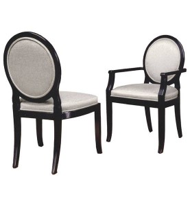 Joseph Hoffman Armchair & Side Chair