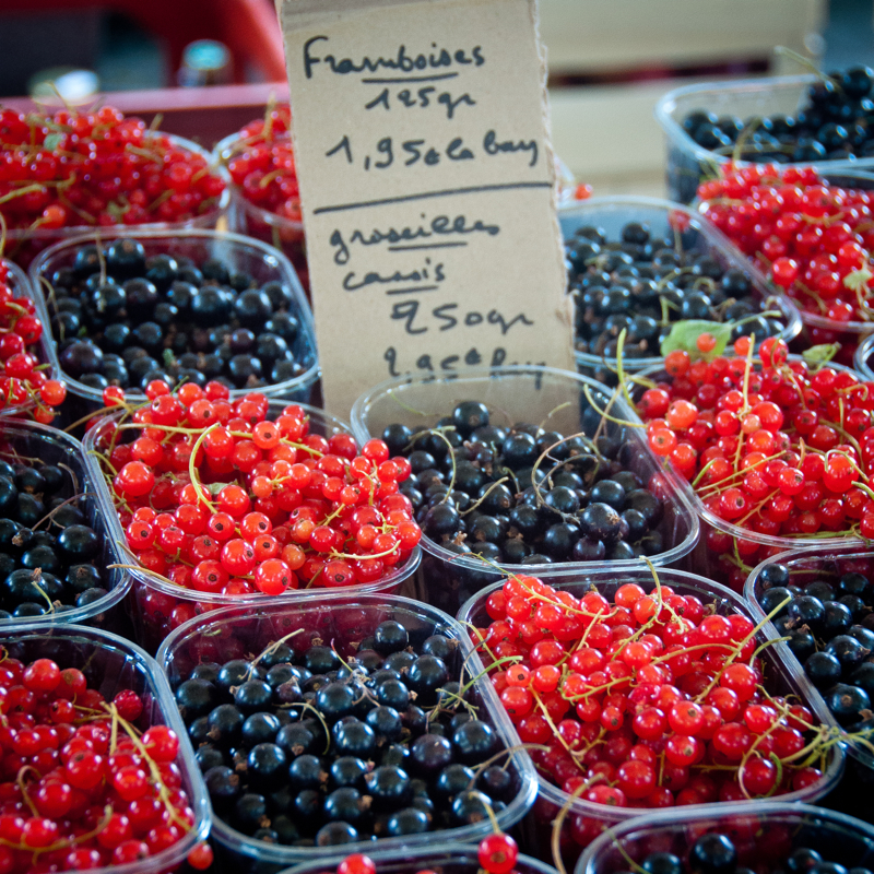 Berries at the Market by Mardi Michels